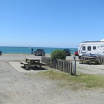 Beachfront rv park