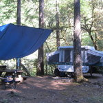 Butler bar campground