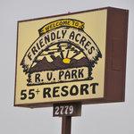 Friendly acres rv park