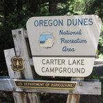 Carter lake campground