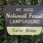 Carter bridge campground