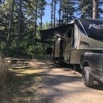 Cascara campground