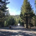 Cinder hill campground