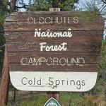 Cold spring oregon