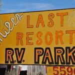 Miles last resort rv park