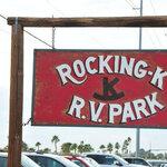 Rocking k rv park