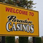 Paradise casino yuma