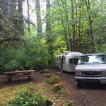 French pete campground