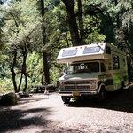 Grayback campground