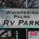 Whispering palms rv trailer park