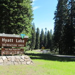 Hyatt lake campground