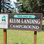 Klum landing campground