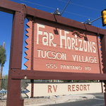 Far horizons tucson village