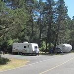 Lagoon campground