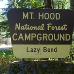 Lazy bend campground