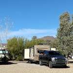 Justins diamond j rv park