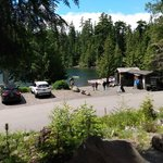 Lost lake campground mt hood nf