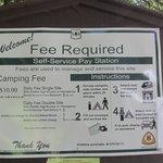 Miller bar campground