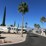 Tucson meadows rv park