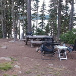 Peninsula olallie campground