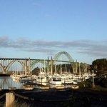 Port of newport rv park marina