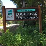 Rogue elk county park