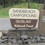 Sandbeach campground
