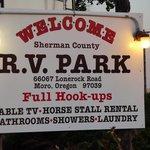 Sherman county rv park