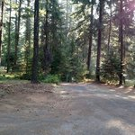 Spring drive rv campground