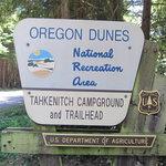 Tahkenitch campground