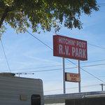Hitchin post rv park