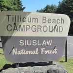 Tillicum beach campground