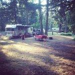 Toll bridge park campground