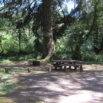 Tyee campground