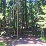 Whitehorse falls campground