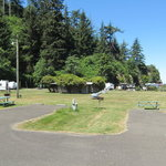Windy cove campground section a