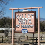 Valley vista rv resort