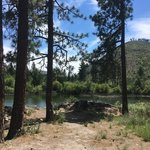 Antilon lake campground