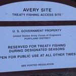 Avery rec area
