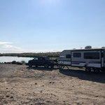 Caliche lake