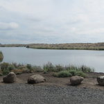 Caliche lake