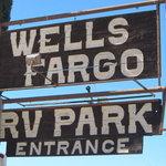 Wells fargo rv park