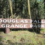 Douglas falls grange park