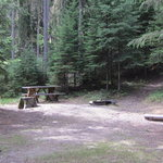 Flodelle creek campground