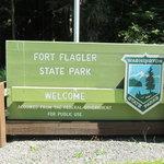 Fort flagler state park