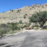 Molino basin campground
