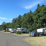 Beach campground fort worden state park