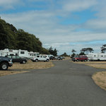 Beach campground fort worden state park