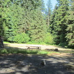 Gold basin campground
