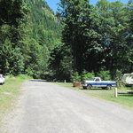 Grandy lake campground